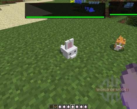Dog Cat Plus [1.7.2] для Minecraft