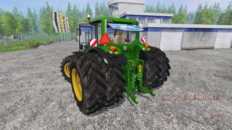 John Deere 6930 Premium [fixed] для Farming Simulator 2015