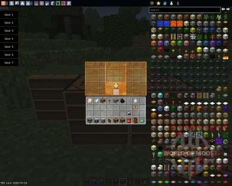TwoTility [1.6.4] для Minecraft