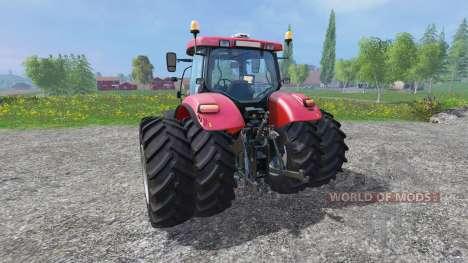 Case IH Puma CVX 230 v4.0 TwinWheels для Farming Simulator 2015