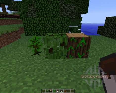 CocoaCraft [1.5.2] для Minecraft