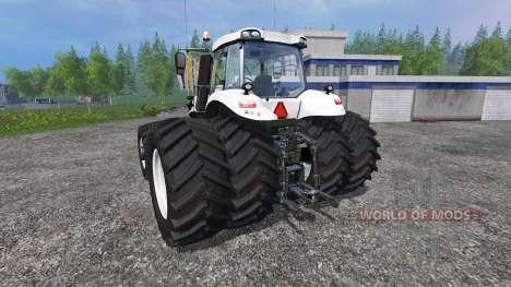 New Holland T8.320 Dynamic8 v1.1 для Farming Simulator 2015