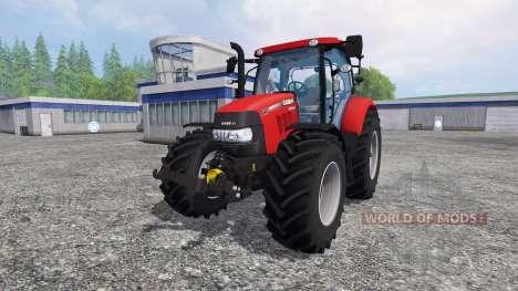 Case IH Maxxum 140 v2.0 для Farming Simulator 2015