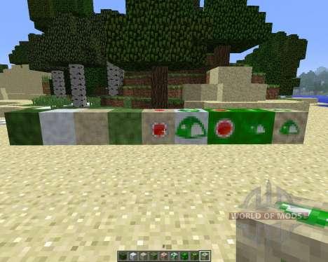 WarStuff [1.5.2] для Minecraft