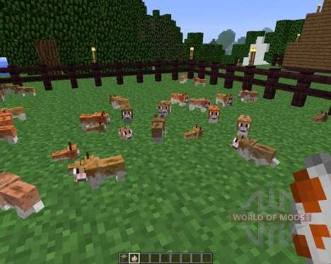 Invincible Hamster [1.5.2] для Minecraft