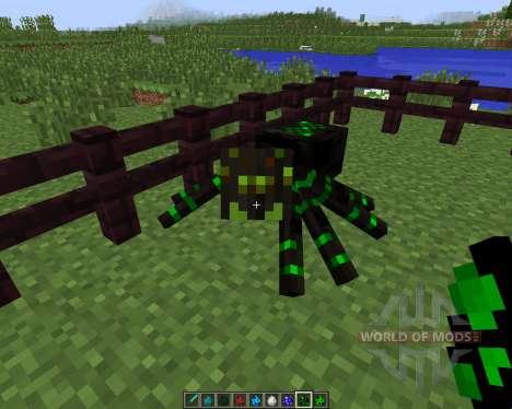 Undead Plus [1.7.10] для Minecraft