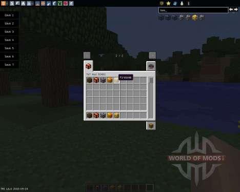 Nuke TNT [1.6.4] для Minecraft