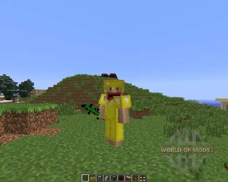 Minecessity [1.6.4] для Minecraft