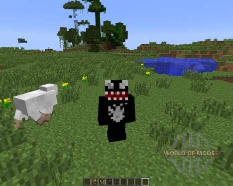 Super Villains [1.6.4] для Minecraft