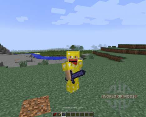 Powerful Tools [1.7.2] для Minecraft