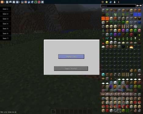 Weather Wand Reborn [1.7.2] для Minecraft