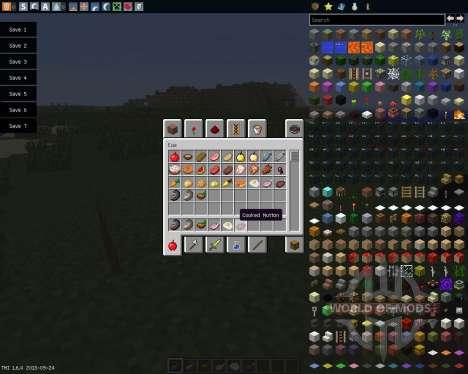 Yet Another Food [1.6.4] для Minecraft