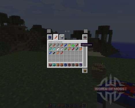 Too Much TNT [1.7.2] для Minecraft