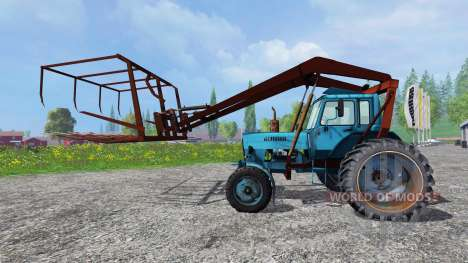 МТЗ-80 Loader для Farming Simulator 2015