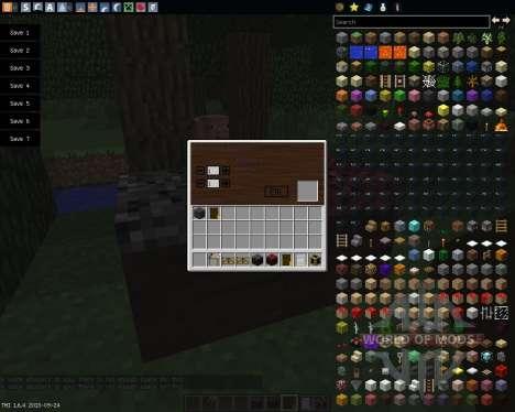 Tall Doors [1.6.4] для Minecraft