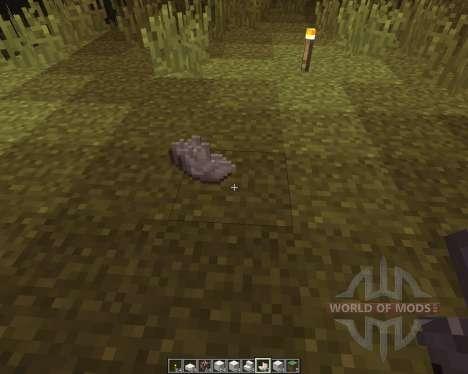 Overworld Quartz [1.8] для Minecraft