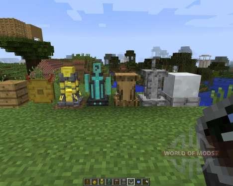 Ye Gamol Chattels [1.7.2] для Minecraft
