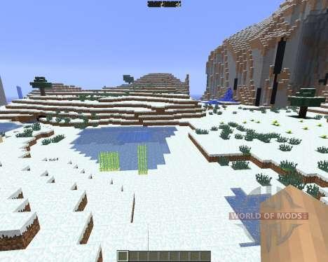 DirectionHUD [1.6.4] для Minecraft