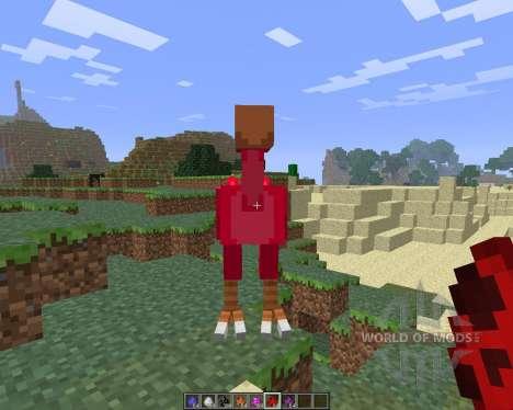 ChocoCraft [1.6.4] для Minecraft
