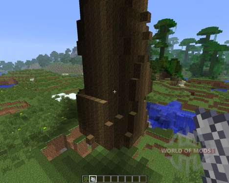 Massive Trees [1.6.4] для Minecraft