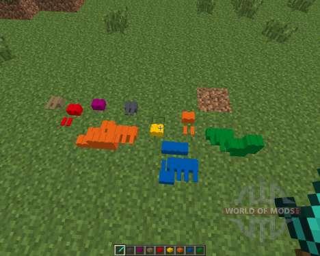 Billund (Lego) [1.6.4] для Minecraft