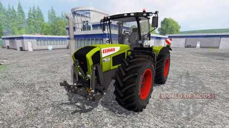 CLAAS Xerion 3300 TracVC pure power для Farming Simulator 2015