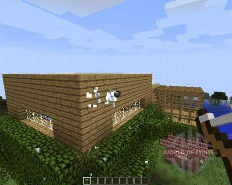 Slingshot [1.7.2] для Minecraft