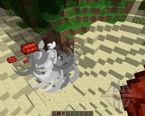 Throwable Bricks [1.5.2] для Minecraft