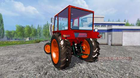 UTB Universal 650 model 2002 для Farming Simulator 2015