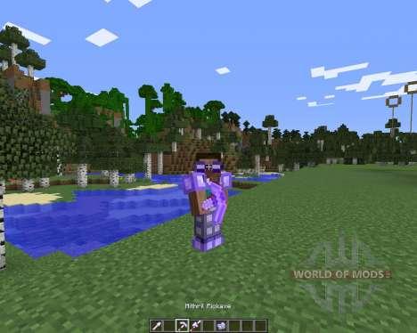 Mithril by Dawars для Minecraft