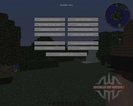 VoxelMap [1.5.2] для Minecraft
