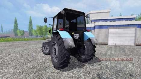 МТЗ-1025 Беларус для Farming Simulator 2015