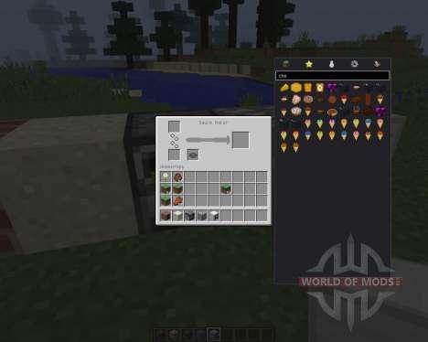 MasterChef [1.8] для Minecraft