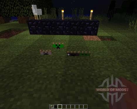 Wear Your Enemies [1.8] для Minecraft