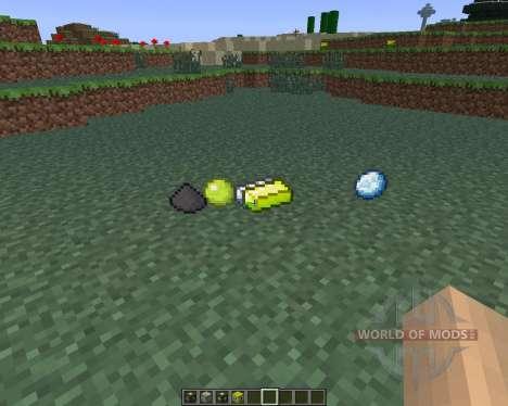 Nuclear Craft [1.6.4] для Minecraft