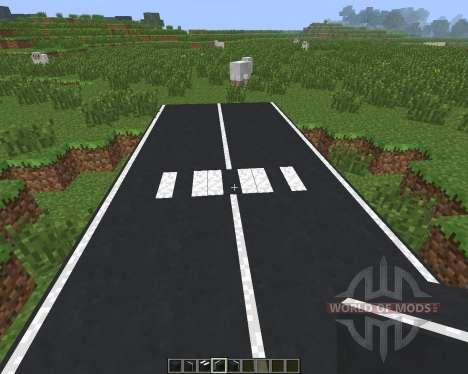Asphalt [1.6.4] для Minecraft