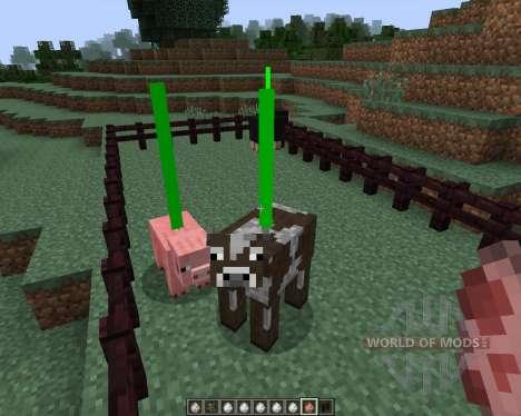 Breeding Viewer [1.7.2] для Minecraft