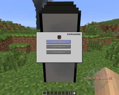 Minespresso [1.6.4] для Minecraft