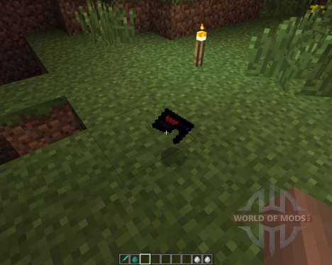 FireGun [1.6.2] для Minecraft
