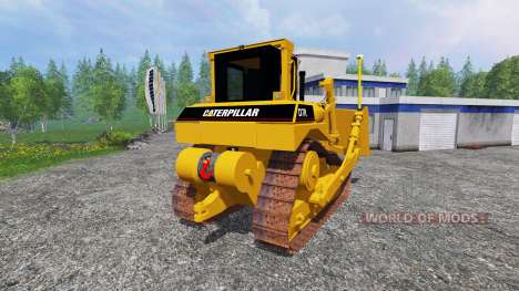 Caterpillar D7R для Farming Simulator 2015