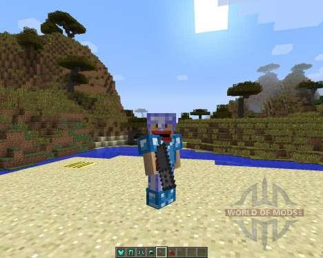 More Minecraft [1.7.2] для Minecraft