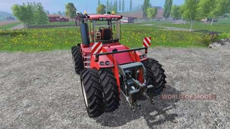 Case IH Steiger 620 Duals для Farming Simulator 2015