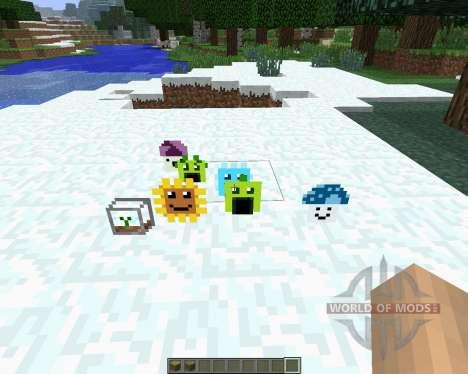 Plants vs Zombies [1.6.4] для Minecraft