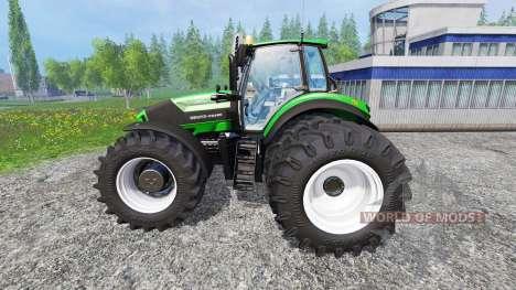 Deutz-Fahr Agrotron 7250 wdtrw v1.3 для Farming Simulator 2015