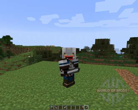 AssassinCraft [1.7.2] для Minecraft