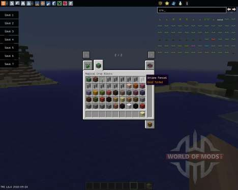 Magical Crops [1.6.4] для Minecraft