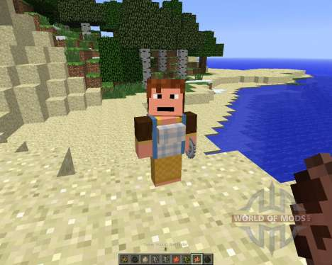 Lord of the Rings [1.5.2] для Minecraft