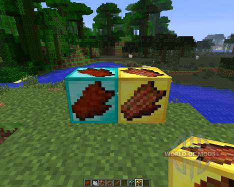 Rotten Flesh [1.6.4] для Minecraft
