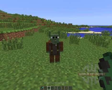 Goblins [1.6.4] для Minecraft