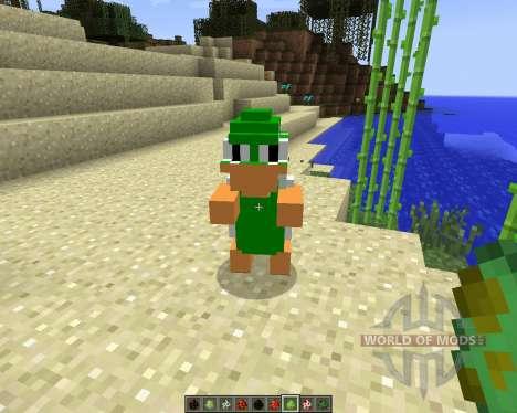 Super Mario [1.7.2] для Minecraft